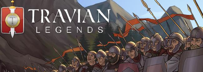 Travian Legends header